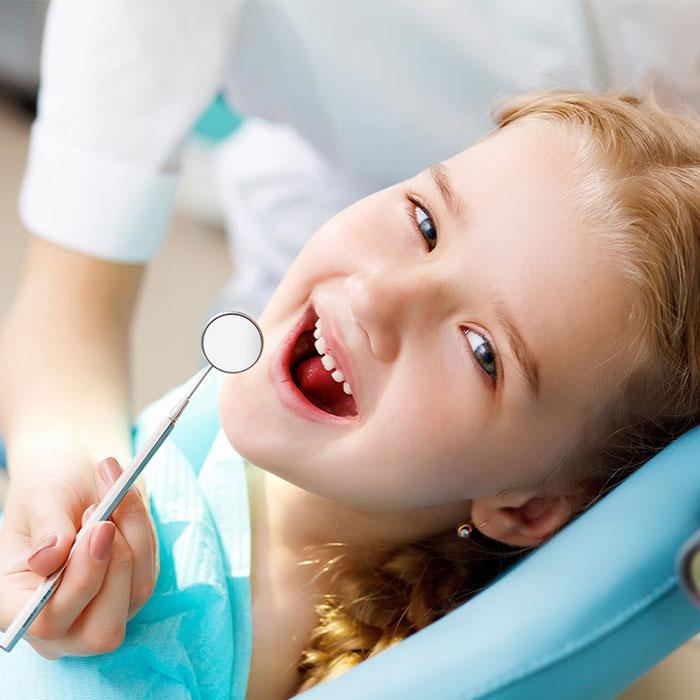 بخش تخصصی دندانپزشکی اطفل