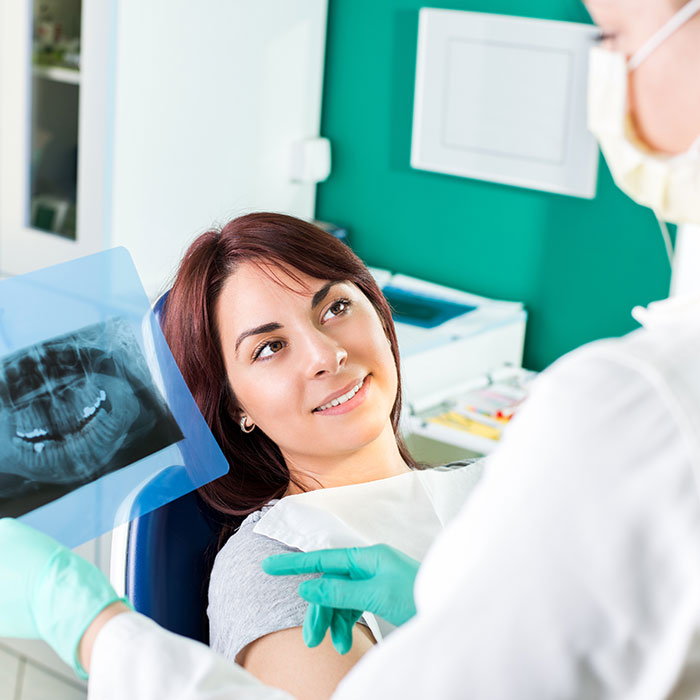 بخش ویژه تشخیص کلینیک قلهک