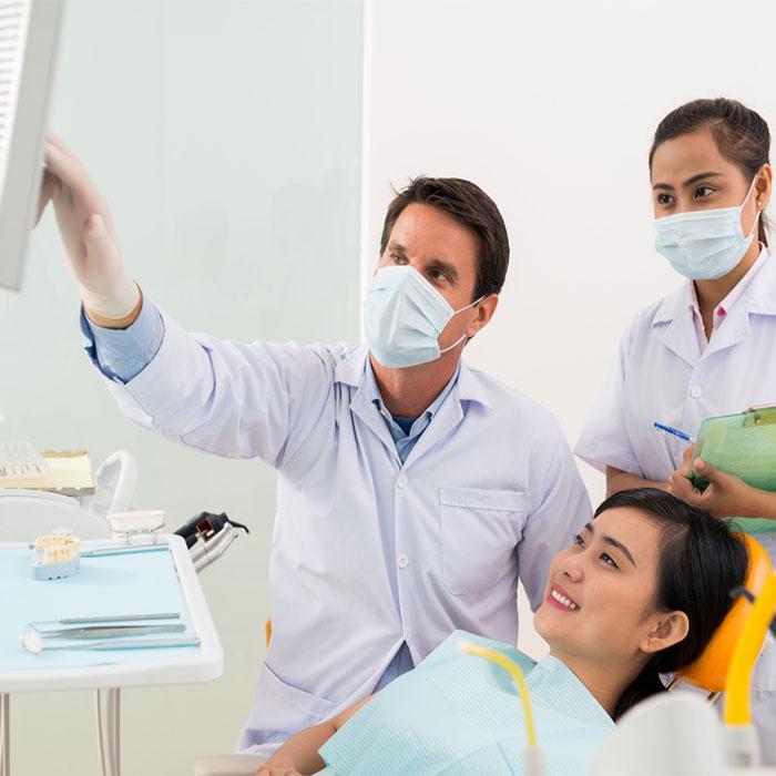مشاوره بیماران دهان و دندان